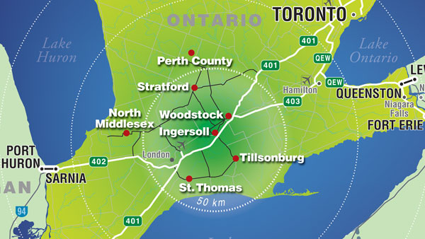 North Middlesex Joins the Southwestern Ontario Marketing Alliance