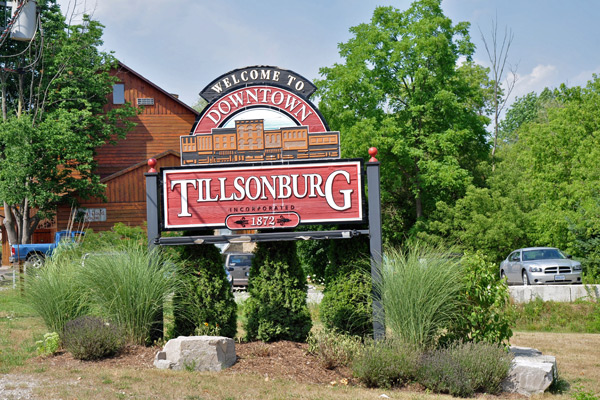 tillsonburg sign