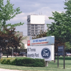 Ford St. Thomas Assembly Plant